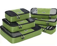 eBags Packing Cubes 6 Piece Value Set Travel Bags New With Tags