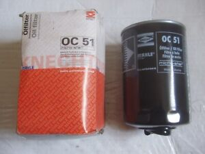 NEW MAHLE OC51 OIL FILTER For AUDI SEAT VOLVO VW VOLKSWAGEN