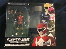 Hasbro power rangers lightning collection Mighty Morphin Zordon & Alpha 5 MIB