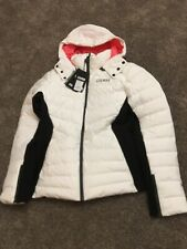 Colmar Ecovail Ski Jacket Womens Outdoor Top Ladies Outerwear WHITE UK12 US8 NEW