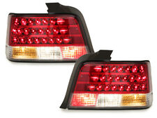Fanali posteriori LED BMW E36 Lim. 92-98 red/crystal