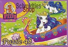 Filly Elves - Puzzle - 48er - Tanzwettbewerb