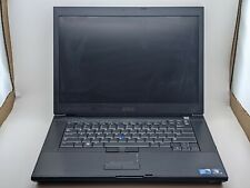 "New listing Dell Latitude E6400 14"" Laptop Intel - Fast - 4Gb Ram 160Gb Hdd Windows 7"