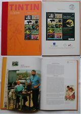 "Tintin - Hergé - ""tintin à l'écran"" - poste belge 2011 - ed limitée D Maricq"
