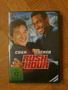 Rush Hour DVD    NEU