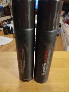 SEBASTION PROFESSIONAL RE-SHAPER STRONG HOLD HAIR SPRAY 13.53oz. (400ml) 2 cans