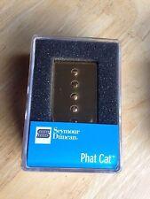 Seymour Duncan Phat Cat BRIDGE SPH90-1b Gold Cover P90 PICKUP 11302-16-GC P90