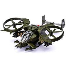 Avatar RDA Scorpion Gunship Helicopter Model Kids Toys Gift LED Sound 1:48 Scale