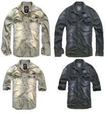 Camisas y polos de hombre negro talla XXL color principal negro