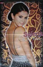 Die Orsons   / Selena Gomez   __   1 POSTER  __    A3   __    27,5 cm x 42 cm