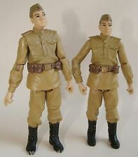 1:18 Russian Cadet for Ultimate Soldier Elite Force Gi Joe BBI Unimax Lot of 2
