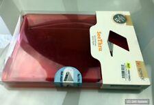 Speck SeeThru CUSTODIA PROTETTIVA PER NOTEBOOK per 15 MacBook Pro Aluminum Unibody, ROSSO, NUOVO