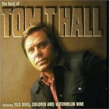 Tom T. Hall - The Best Of (NEW CD)