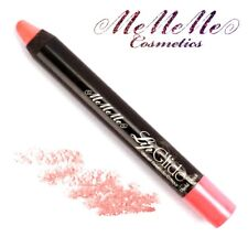 PEACH MATTE LIP GLIDE CRAYON Chunky Compact Liner Pink Coral Bold High Pigment