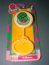 1993 Barney Baby Bop Baby's First Rattle
