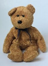 Ty Beanie Baby Fuzz Teddy Bear Beanbag Plush Toy Dob 1998 Retired 1999