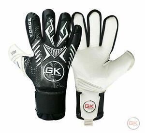 GK Saver Modesty X01 Force Professional Football Goalkeeper Gloves size 6 - 11