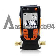 Digital Vacuum Gauge Vacuum measuring instrument 0560 5520 Testo 552