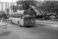 35mm Negative London Transport AEC Merlin MBS440 VLW440G at Ealing 1975