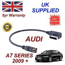 AUDI A7 Series AMI MMI 4F0051510Q MP3 MEMORY Stick USB Cable