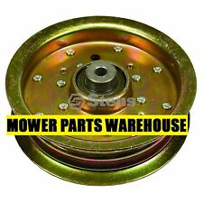 HEAVY DUTY SCAG LAWN MOWER FLAT IDLER PULLEY 483215 482416 48269 JACOBSEN 182519
