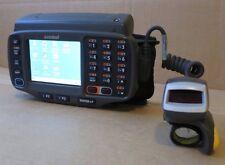 Motorola Symbol WT4090-N2S0GER Barcode L doigt scanner Anneau + Garde-poignets