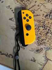 Nintendo Orange joy-con (right) Single joy-con with strap