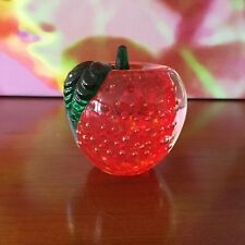 Lenox // Controlled Bubble Paperweight~Figurine // Handcrafted