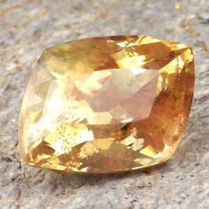 Amarillo Verde Schiller Oregon Sunstone 17.09Ct Impecable, Grande Gema, Video