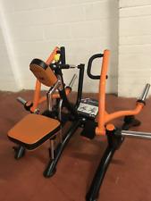 Brand new shokk plate loaded seated row machine - fully boxed -