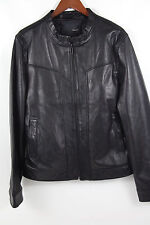 #5 7 DIAMONDS 'Tunderbird' Leather Jacket Size XL