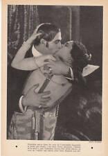 Publicité Ancienne  Cinéma   1934     Photo 4