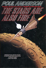 The Stars Are Also Fire by Poul Anderson-1994-First Edition/DJ