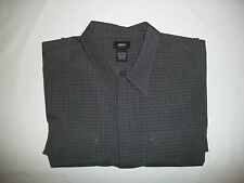 Mossimo Men's Long Sleeve Casual Dress Shirt - Size Large
