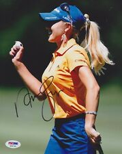 Natalie Gulbis SIGNED 8x10 Photo PSA/DNA AUTOGRAPHED