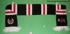 "Kaiserslautern Schal ""schwarz-weiß-rot"" Ultra"