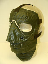 U.S. Navy Oil Cloth Cold Weather Face Mask Mint