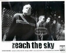 REACH THE SKY PROMO PHOTO Victory Records Hardcore Punk