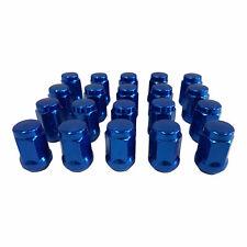 20 X 12x1.5 Blue Acorn Wheel Nuts Mag / Steel Ford Holden Honda Mitsu Mazda
