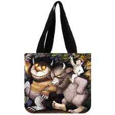 New Custom Where the Wild Things Are Max Tote Bag Shopping Handbag(two sides)