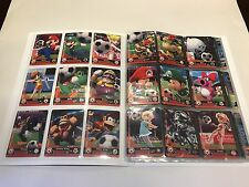 Complete Set ALL 90 Mario Sports Superstars Amiibo Cards Collectors Album