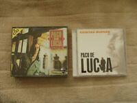 Paco De Lucia 3 Cd Albume  Sehr gut Excellent