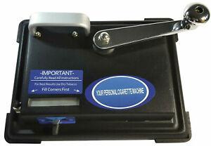 (40432) Stopfmaschine Stopfer Zigarettenstopfmaschine Maxi mit Kurbel Stopfgerät