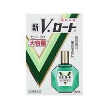 Rohto SHIN V Rohto Eye Drops 20ml JAPAN FREE SHIPPING