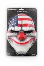Payday 2 Dallas Replica Mask Officially Licensed Gaya Entertainment