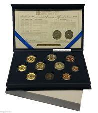 KMS Kursmünzensatz Malta 2012 mit Sondermünze 10 Jahre Bargeld