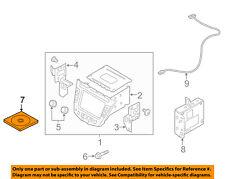 HYUNDAI OEM 12-14 Veloster GPS Navigation System-CD/DVD Disc 965532V700
