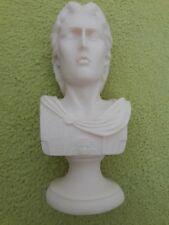Alexander The Great Greek Statue Figure Skulptur der Große Griechenland Büste