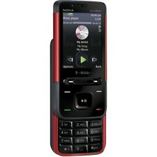 Genuine Nokia 5610 XpressMusic Red Original Mobile with Warranty