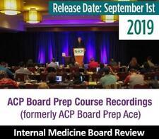 ACP 2019 Internal Medicine Board Review Course